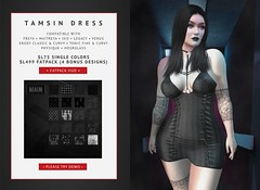 ZFG TAMSIN DRESS