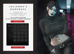 ZFG JULIANNA'S DARKNESS