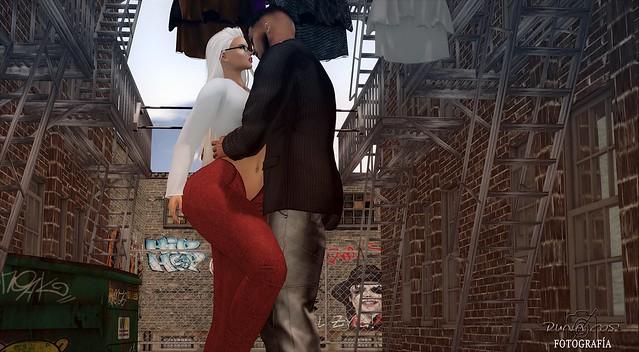 Kiss in the neighborhood