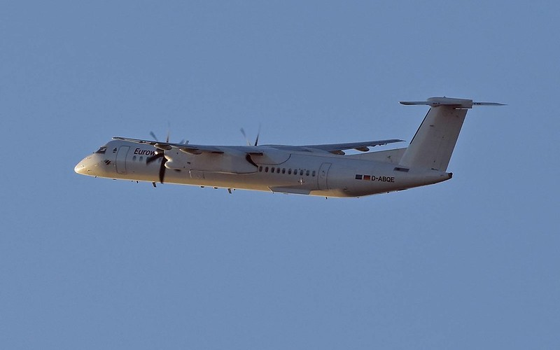 Bombardier-DHC-8-400-Eurowings-D-ABQE