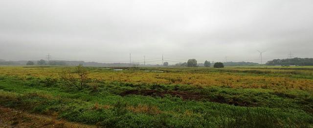Ein Blick zurück Revier Blankenfelde Lietzengrabenniederung