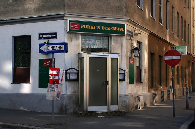 Closed Corner Pub