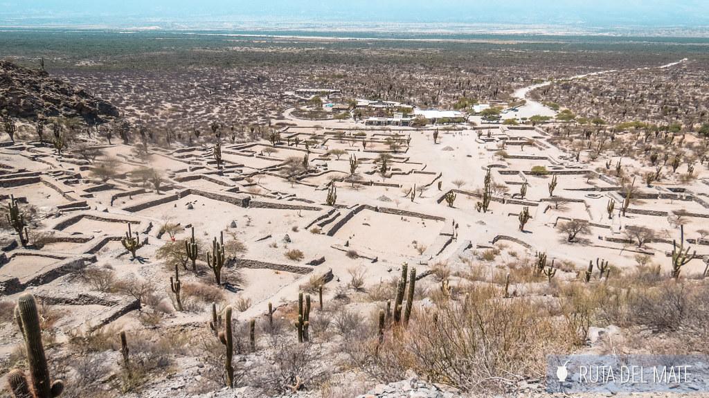 Ruina de Quilmes, una de las cosas que hacer en Tucuman