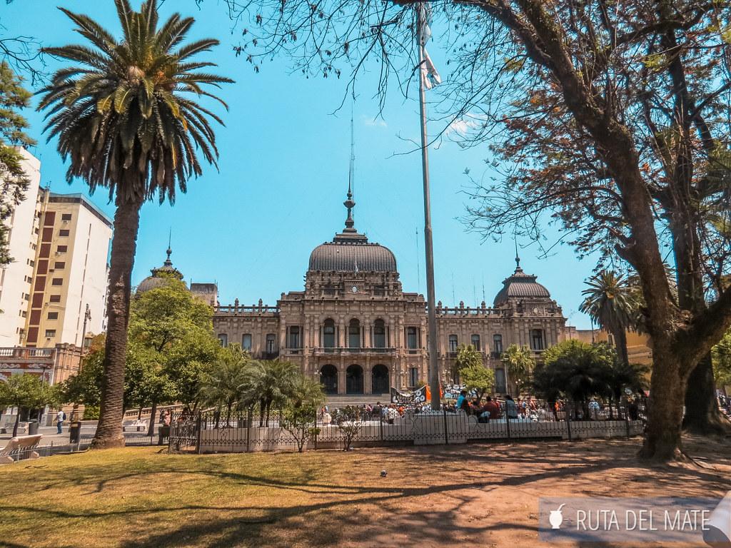 Casa de gobierno, entre las cosas que hacer en Tucuman