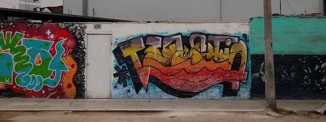 Lima - Calle 8 de Octubre