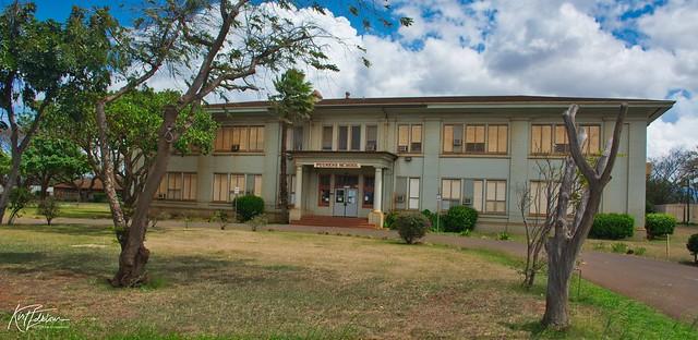 Puunene School House