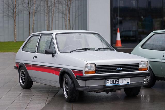 Mk I Ford Fiesta 1.3