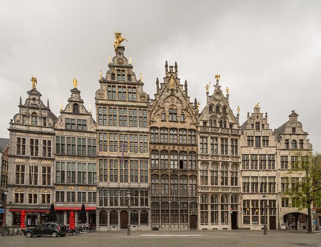 Armchair Traveling - Antwerp, Belgium