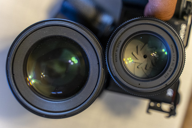 85mm Full Frame/56mm APS-C