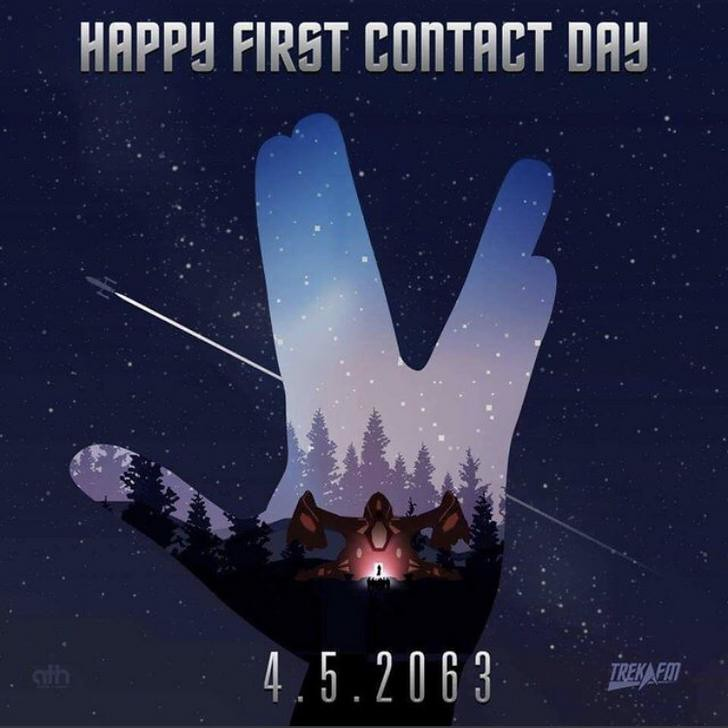 First Contact Day