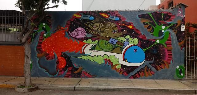 Lima - Calle Gral. Mendiburú