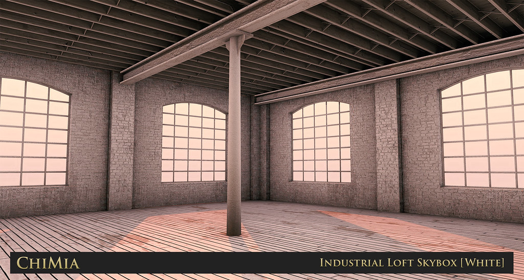 NEW ChiMia Industrial Loft