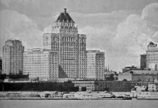 Royal York Hotel, Toronto - 1932