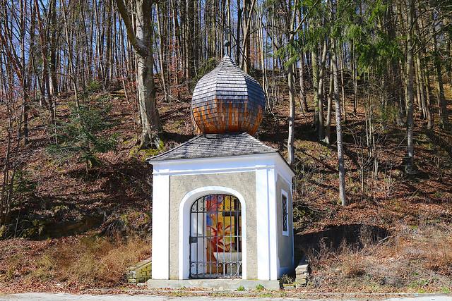Zierings. Brunnenkapelle, 1750 - Rokoko (fountain)