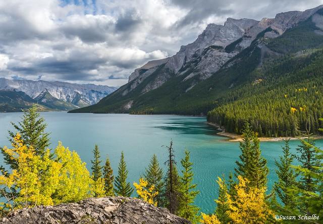A look at the lake