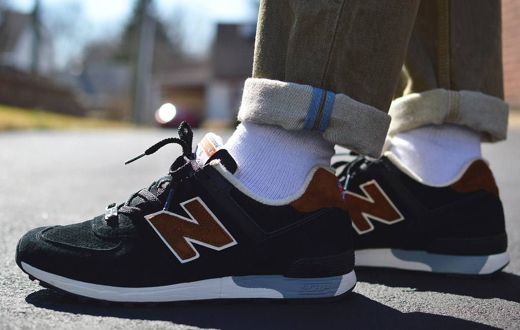 "alto líquido acortar  New Balance 576 Made in England ""Real Ale Pack"" (M576AKT) 