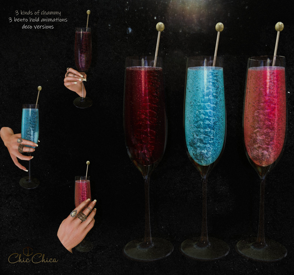 Rockcandy chammy by ChicChica @ Cosmopolitan