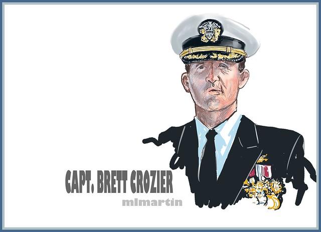 CAPT. CROZIER