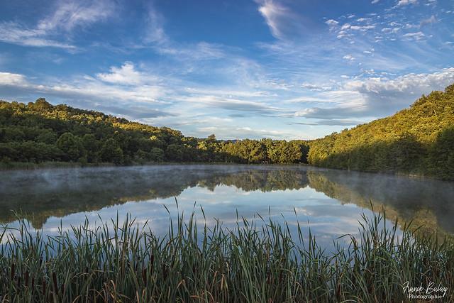 Lac de Munas - Ardoix - France