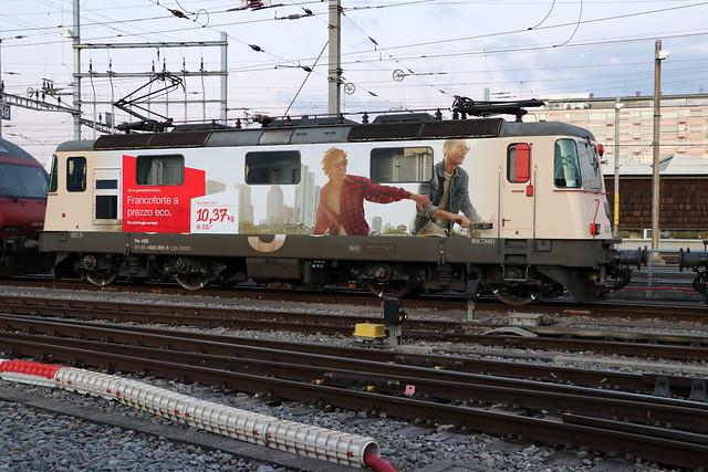 2020-04-02, CFF, Dépôt de Genève, Re 420 262