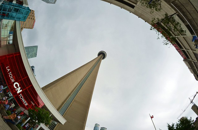 Toronto, ON - La Tour CN Tower