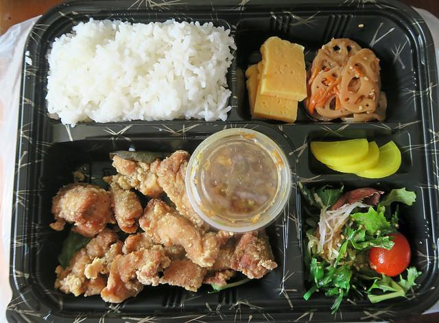 Bento from Wa Dining Okan