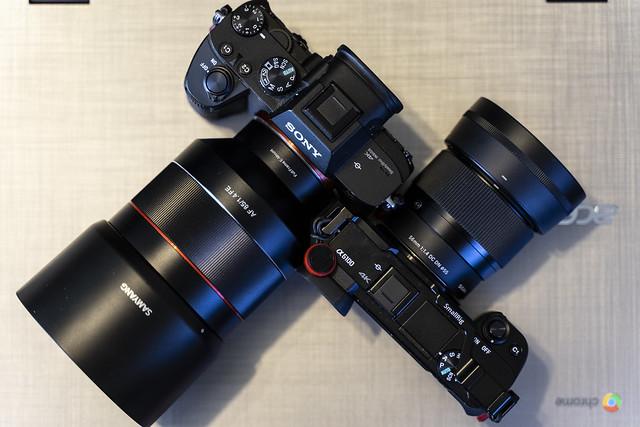 85mm Full Frame/56mm APS-C