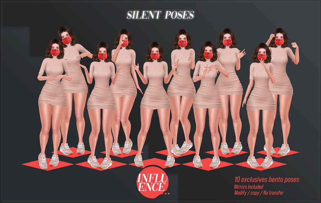 Silent Poses