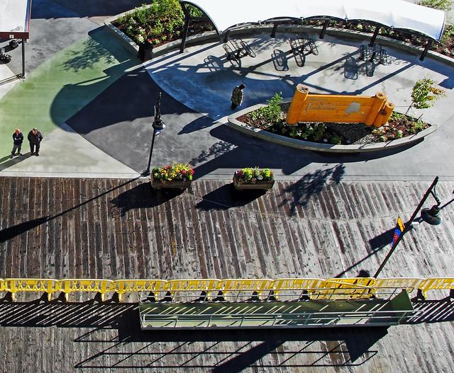 Standing on the Dock of the Bay - Nassau, Bahamas