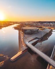 Zalgiris arena | Kaunas aerial