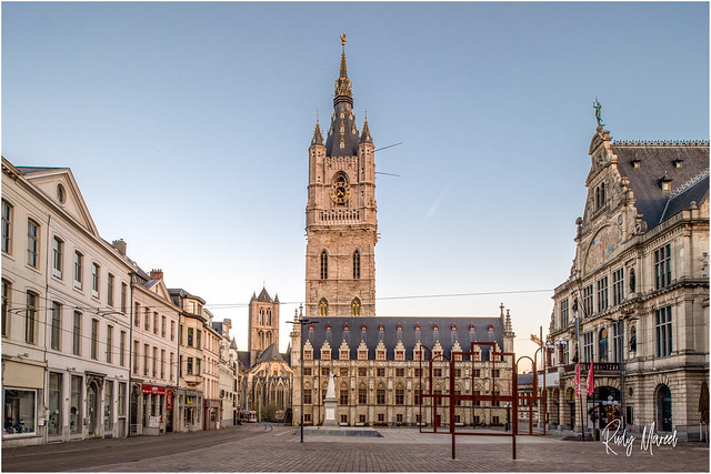 6 April 2020 Update From A Locked Down Ghent