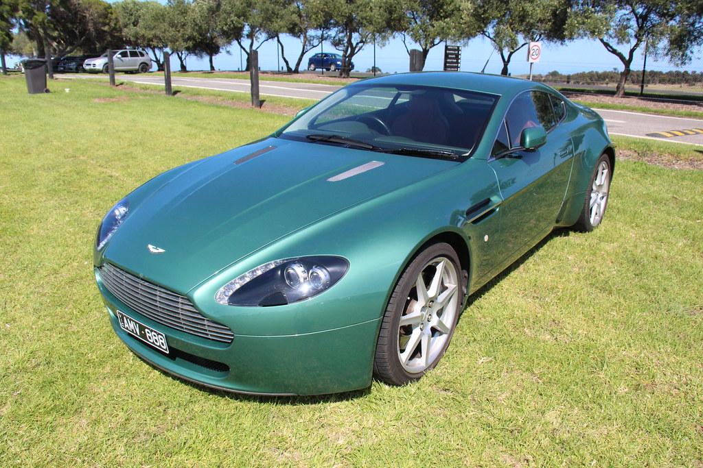 2007 Aston Martin V8 Vantage Coupe Aston Martin Was Founde Flickr