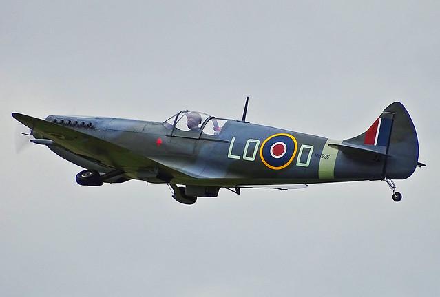 MH526 (G-CJWW) Supermarine Aircraft Spitfire Mk.26