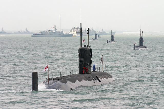 HMS Trafalgar Trafalgar-class Submarine
