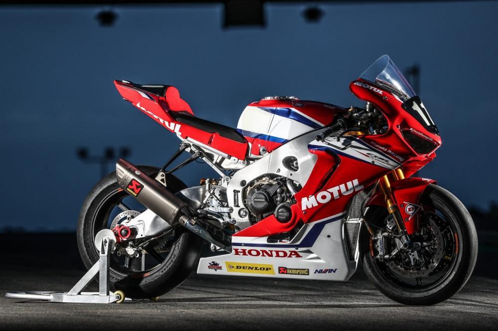 Honda CBR 1000RR SP2 Le Mans 24 Hours