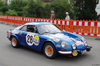 93 Renault Alpine A 110