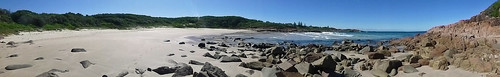 Kingsley Beach Panorama | by iansand