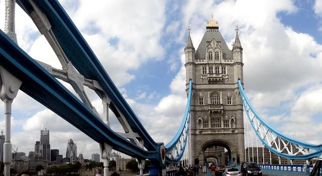 Tower Bridge (Puente de Londres)