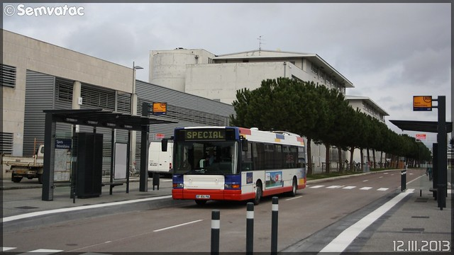 Heuliez Bus GX 317 – Tisséo n°9608