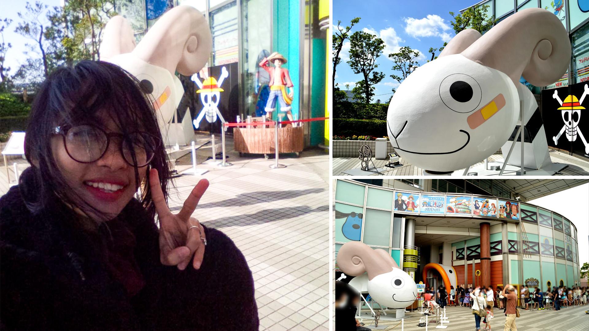 One Piece ở Tokyo-2