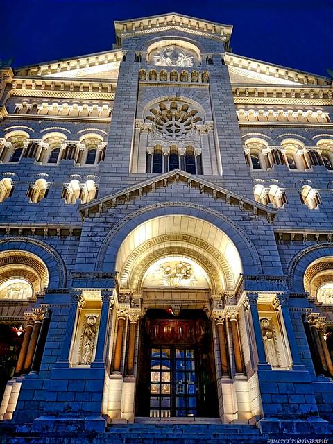La cathédrale Notre-Dame-Immaculée de Monaco -IMG_20190117_174436