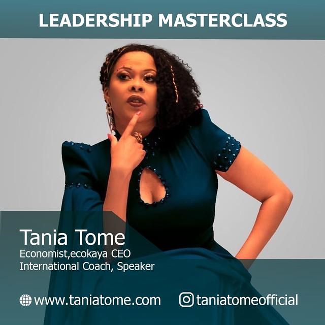 Leadership Masterclass with Tania Tome