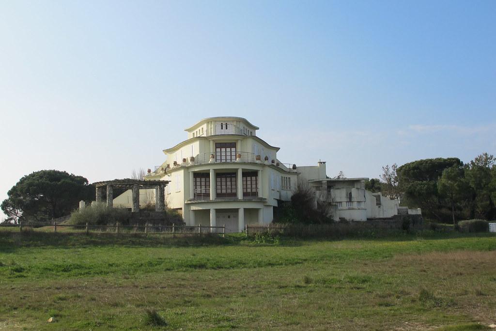 Quel est ce lieu??? Villa La Durandière (années 50), plage du Douhet, Saint-Georges-d'Oléron (17)
