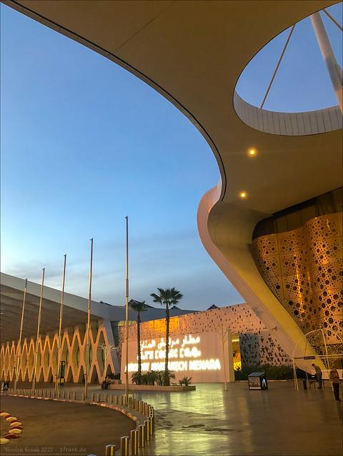 Menara Airport