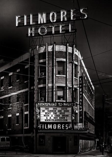 Filmores Hotel Toronto Canada