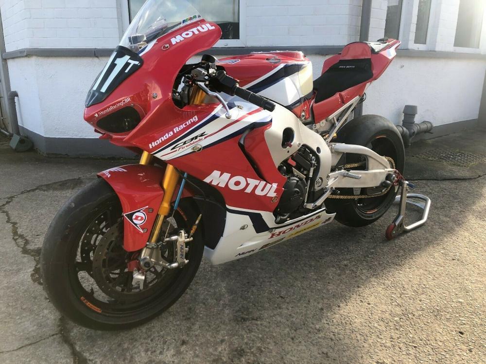 Honda CBR 1000RR SP2 Le Mans 24 Heures Motos eBay