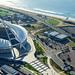 Skyline Moses Mobhida Stadium, Durban