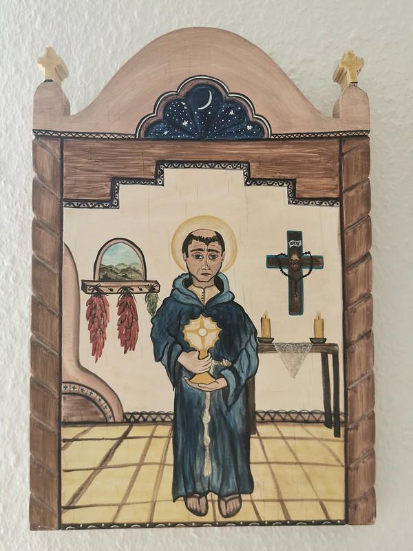 Saint Pascal Babylon / San Pascua Bailón