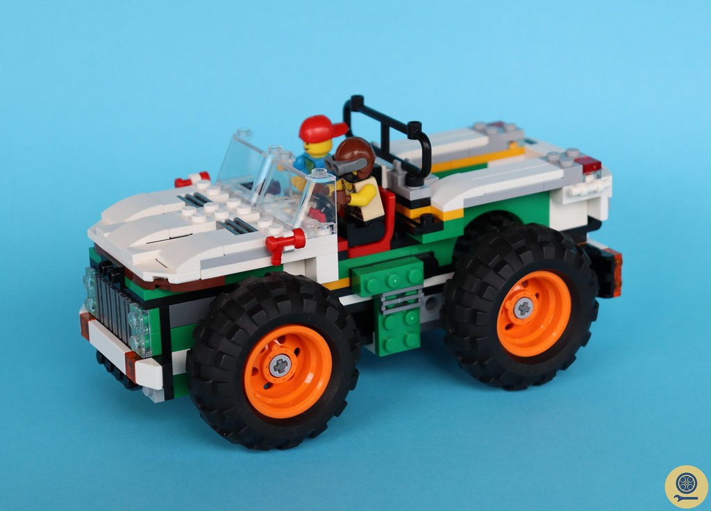 31104 Monster Burger Truck 5