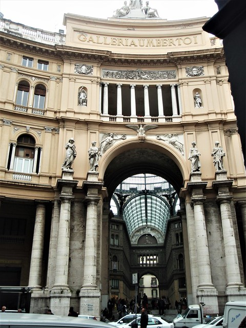 Nápoles - Galleria Umberto I